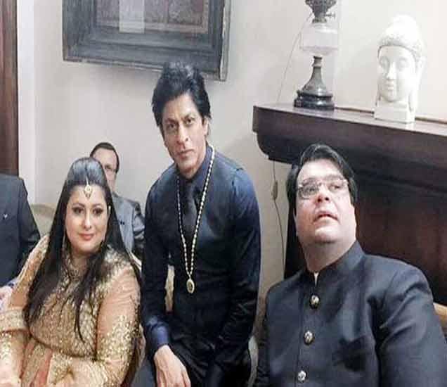 अरुण जेटलींच्या मुलाचा आज विवाह, संगीतसाठी पोहोचले शाहरुख-मिका|देश,National - Divya Marathi