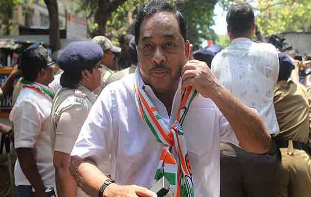विधान परिषद निवडणूक, तिकीट नाकारून काँग्रेसचा नारायण राणेंना दणका|नागपूर,Nagpur - Divya Marathi