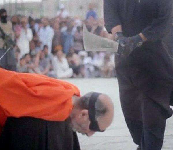 ISIS ने कापले दोघांचे शिर, चीनमधील मुस्लिमांना हाती शस्त्रे घेण्याचे आवाहन|विदेश,International - Divya Marathi