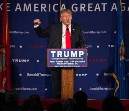 US: मुस्लीमांच्या प्रवेशावर असावा बॅन, म्हणाले राष्ट्राध्यक्षपदाचे उमेदवार ट्रम्प|विदेश,International - Divya Marathi