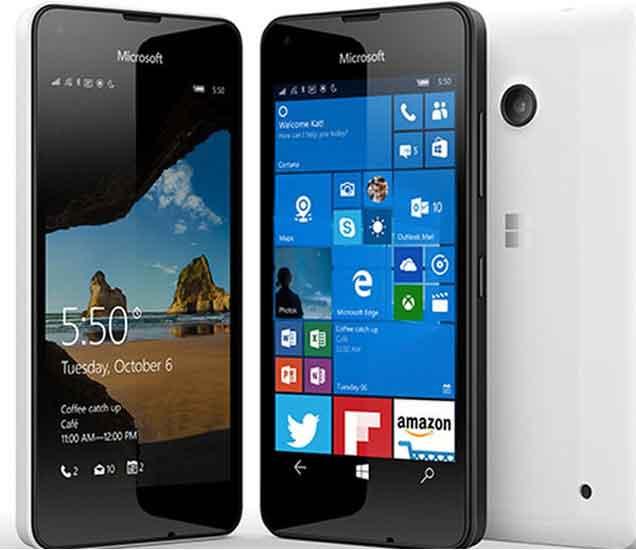 10 हजारांहून कमी किमतीत मायक्रोसॉफ्टने लॉन्च केला 4G स्मार्टफोन बिझनेस,Business - Divya Marathi