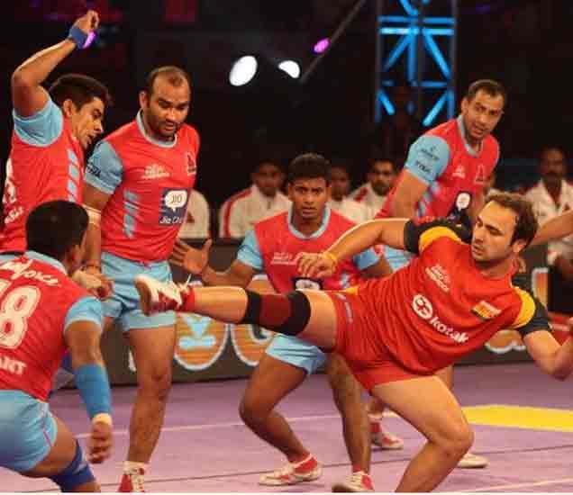 प्रो कबड्डीचे तिसरे सत्र येत्या जानेवारीपासून, एकूण ६० सामने होणार स्पोर्ट्स,Sports - Divya Marathi