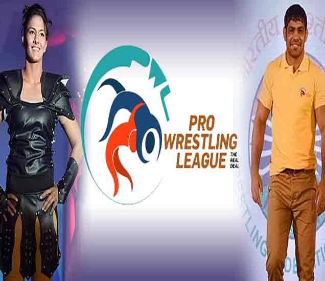 कुस्ती लीग आजपासून, देशी, विदेशी मल्लांच्या कुस्त्यांचा थरार रंगणार स्पोर्ट्स,Sports - Divya Marathi