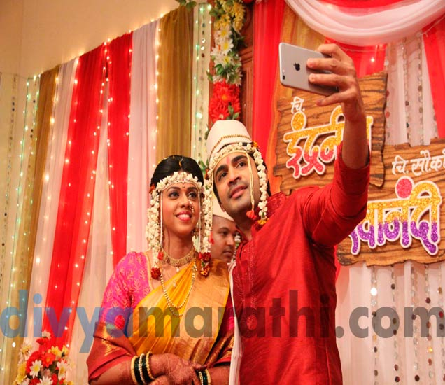 स्वानंदी झाली नीलची, महेश-संपदाचंही झाले लग्न, आशिर्वाद द्यायला आले आदेश भाऊजी|मराठी सिनेकट्टा,Marathi Cinema - Divya Marathi