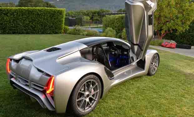 अमेरिकेत जगातील पहिली थ्रीडी कार, जाणून घ्या वैशिष्ट्ये|बिझनेस,Business - Divya Marathi