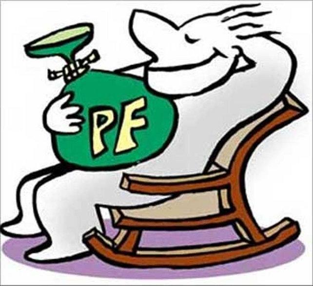 कल्याणकारी \'ईपीएफ\': कर्मचार्याच्या निवृत्तीनंतर म्हातारपणाची \'आधार\'काठी|बिझनेस,Business - Divya Marathi