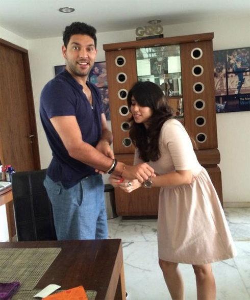 रोहित शर्माची होणारी पत्नी रितिका, विराटशीही जोडले गेले होते नाव|स्पोर्ट्स,Sports - Divya Marathi