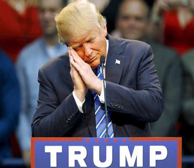मुस्लिम विरोधी वक्तव्य: US नेते ट्रम्प यांना UK मध्ये प्रवेशबंदीची मागणी|विदेश,International - Divya Marathi