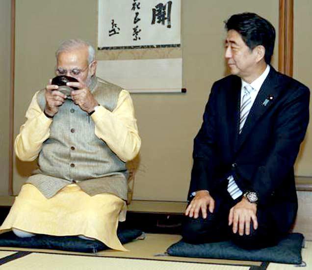 जपानचे PM आज दिल्लीला पोहोचणार, बुलेट ट्रेनसह अनेक करार अपेक्षित|देश,National - Divya Marathi