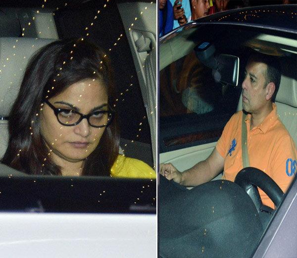 सलमानला शुभेच्छा देण्यासाठी पोहोचले दिलीप कुमार, जॅकलीन-डेजीसह अनेक सेलेब्स दिसले| - Divya Marathi