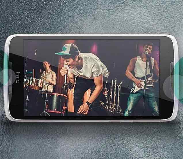 HTC Desire 828 स्मार्टफोन - Divya Marathi