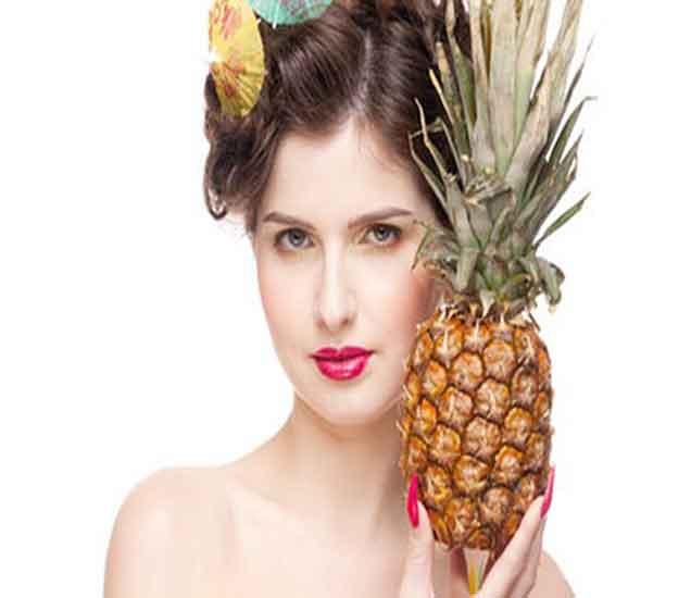 आंबट-गोड अननस खाण्याचे 7 मोठे आरोग्यवर्धक फायदे...| - Divya Marathi