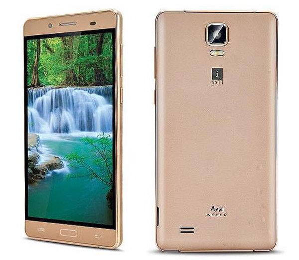 IBall Andi 5.5H Weber स्मार्टफोन - Divya Marathi