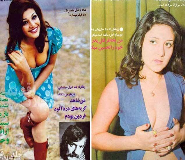 इस्लामिक क्रांतीपूर्वीच्या इराणमधील महिलांचे PHOTOS - Divya Marathi