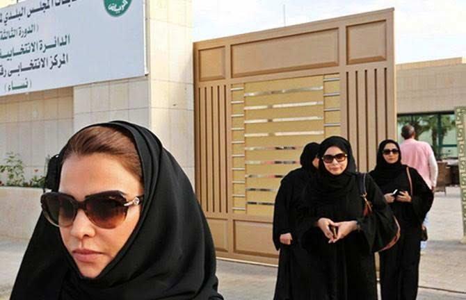 सौदी अरेबियात पहिल्यांदा \'महिलाराज\'; मक्का येथून आला पहिला निकाल|विदेश,International - Divya Marathi