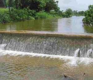 दिव्य मराठी विशेष: अवघ्या १० टक्के वेळ-खर्चात दोन धरणांइतका पाणीसाठा! औरंगाबाद,Aurangabad - Divya Marathi