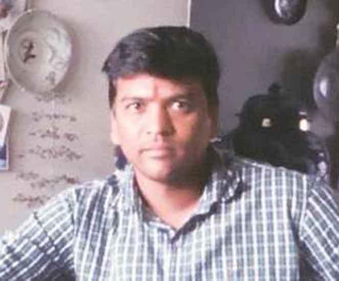 संशयित आरोपी समीर गायकवाड - Divya Marathi
