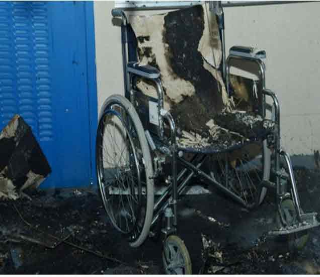 सौदी अरेबियातील रुग्णालयात आग; ३१ रुग्ण मृत्युमुखी, १०० हून अधिक जखमी विदेश,International - Divya Marathi