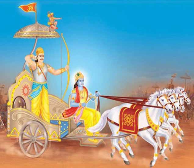 हनुमानाने झेप घेतल्याबरोबर जळाला होता अर्जुनाचा रथ, असे का झाले...|धर्म,Dharm - Divya Marathi