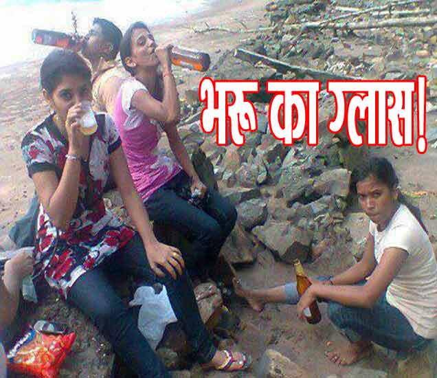 FUNNY GIRLS: या मुलींचे फोटो पाहून तुम्ही लोटपोट होऊन हसाल|देश,National - Divya Marathi