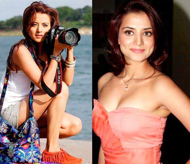 अभिनेत्री कुलराज रंधावाने - Divya Marathi