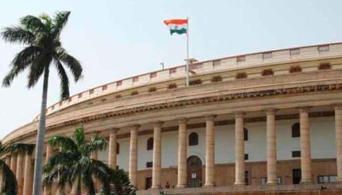 राज्यसभेत प्रथमच भाजपचे अर्धशतक; भाजपचे ५३, काँग्रेसचे ५९ सदस्य|देश,National - Divya Marathi