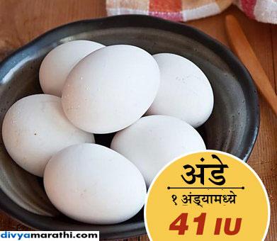भरपूर व्हिटॅमिन D असलेले 10 पदार्थ, कमकुवत होणार नाही हाडे...|जीवन मंत्र,Jeevan Mantra - Divya Marathi
