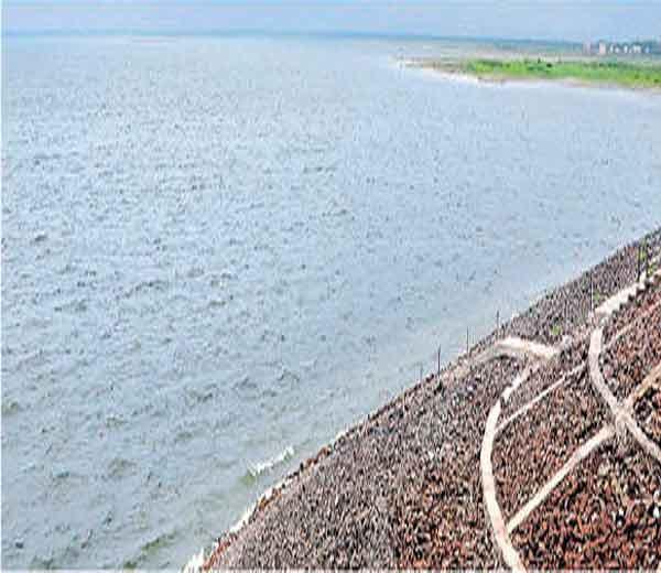 जायकवाडीत पोहोचले ३७ दलघमी पाणी, दोन टीएमसी आणखी पाणीसाठा वाढेल|औरंगाबाद,Aurangabad - Divya Marathi