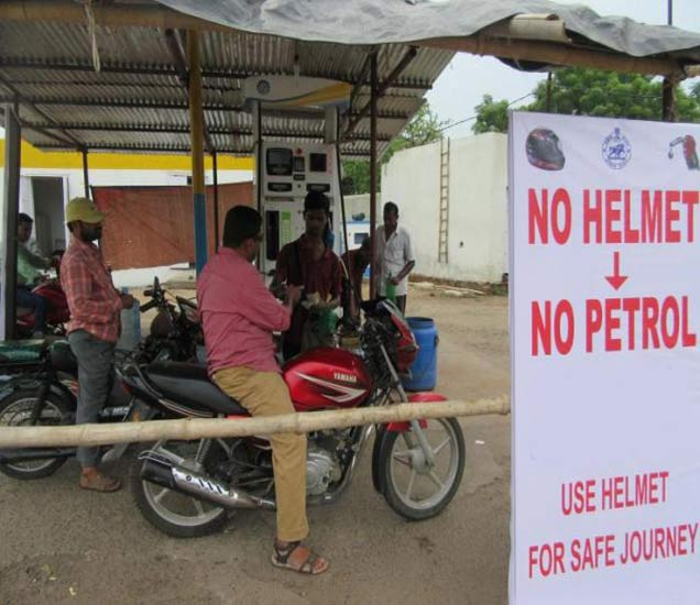 राज्यात आता नो हेल्मेट नो पेट्रोल, परिवहन मंत्री दिवाकर रावते यांची विधानसभेत घोषणा|मुंबई,Mumbai - Divya Marathi