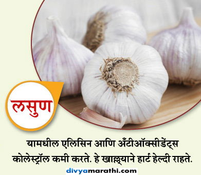 हे आहेत 10 झिरो कोलेस्ट्रॉल फूड, हृदयाला ठेवतील सदैव निरोगी...|जीवन मंत्र,Jeevan Mantra - Divya Marathi