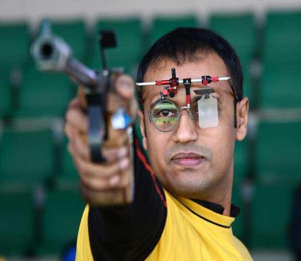 शूटर प्रकाश नांजप्पा - Divya Marathi