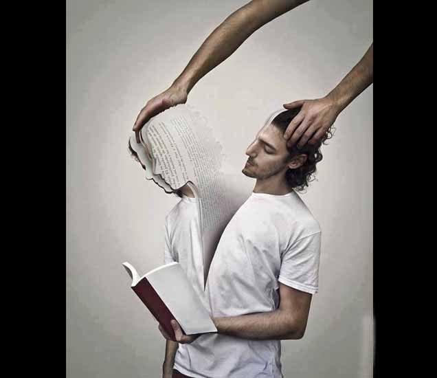 Funny: हे Photo पाहुन तुम्ही व्हाल अवाक्, तोंडात बोटे घालाल| - Divya Marathi