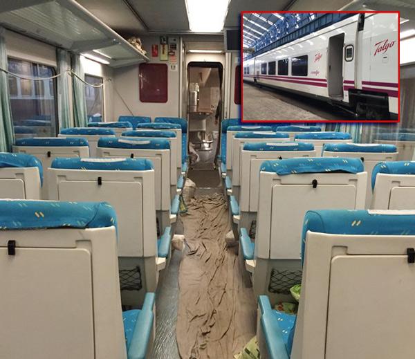 टॅल्गोतील आसन व्यवस्था अगदी आरामदायी आहे. कित्येक तास सिटवर प्रवासी बसला तरी त्याला पाठीचा त्रास जाणवणार नाही, याचा विचार सिट डिझाईन करताना करण्यात आला आहे. - Divya Marathi