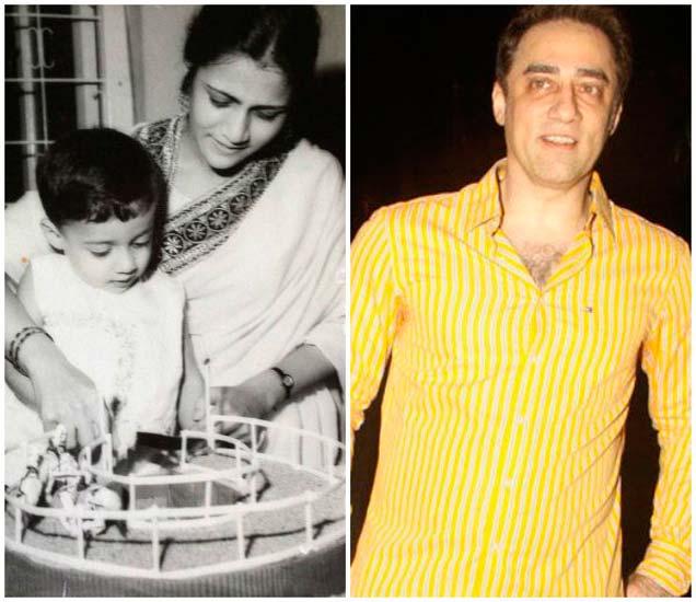 फैजल खान आई झीनतसोबत - Divya Marathi