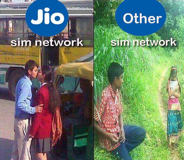 Funny: पाहा कोणते सिम आहे फास्ट आणि कोणते स्लो, एकापेक्षा एक भन्नाट करामती|देश,National - Divya Marathi