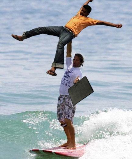 FUNNY: भाऊ जरा हळू! हे विनोदी अॅक्शन फोटो एकदा पाहून तुमचे मन नाही भरणार| - Divya Marathi