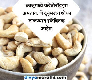दररोज खावेत फक्त 10 काजू, होतील हे 12 खास फायदे|जीवन मंत्र,Jeevan Mantra - Divya Marathi