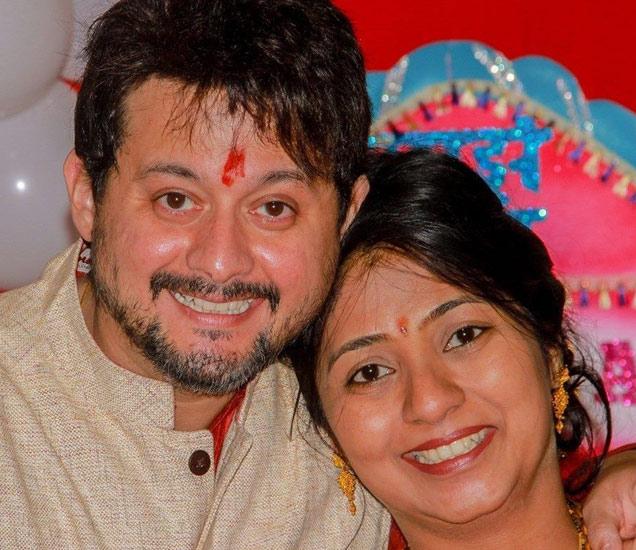स्वप्नील आणि लीना - Divya Marathi