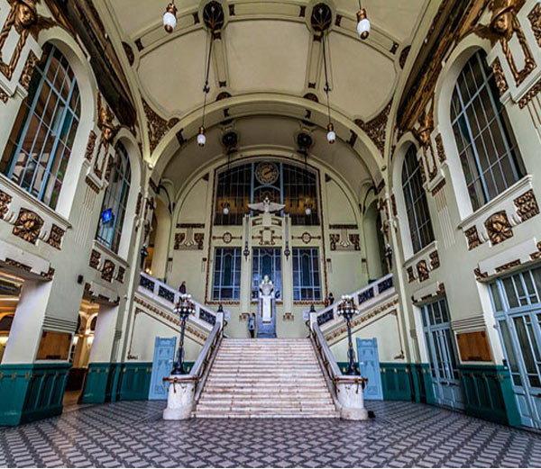 वितेब्स्क रेल्वे स्टेशन.... - Divya Marathi
