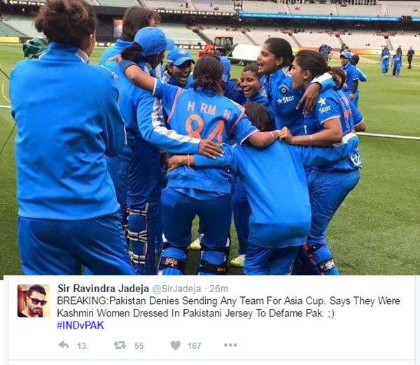 मॅच जिंकता येईना अन् निघाले काश्मीर जिंकायला! वाचा 'जडेजा'च्या Funny कमेंट्स|स्पोर्ट्स,Sports - Divya Marathi