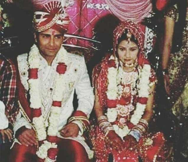मनवीर गुर्जर आणि त्याची पत्नी - Divya Marathi