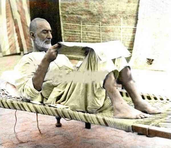 खान अब्दुल गफार खान ऊर्फ सरहद्द गांधी - Divya Marathi