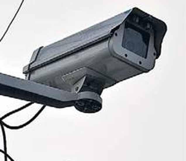 कॅमेरे बंदच - Divya Marathi