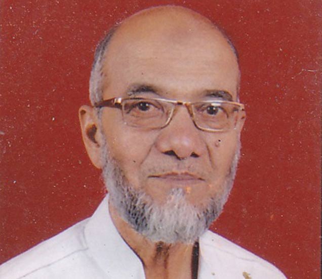 कॉग्रेसचे जिल्हा उपाध्यक्ष हाजी शब्बीर खान मोहम्मद खान - Divya Marathi