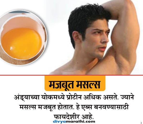 पुरुषांनी अंड्याचा कोणता भाग खावा आणि का, जाणुन घ्या...|जीवन मंत्र,Jeevan Mantra - Divya Marathi