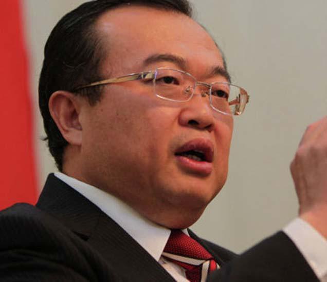 सहाय्यक परराष्ट्रमंत्री, चीन - Divya Marathi