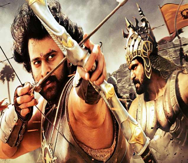 'बाहुबली-२'ला चारच काय, पण मी सात वर्षेही दिली असती, असे मुख्य अभिनेता प्रभासने सांगितले. - Divya Marathi