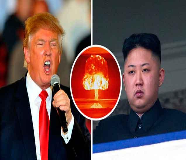 ...तर, अमेरिकेचे राष्ट्राध्यक्ष डोनाल्ड ट्रम्प उत्तर कोरियावर प्रिएम्पटीव मिसाईल हल्ले करण्याचे आदेश देतील - Divya Marathi