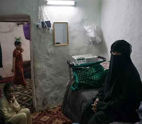 सौदीतील 20 टक्के जनता आजही खूपच हलाखीचे जीवन जगत आहे. - Divya Marathi