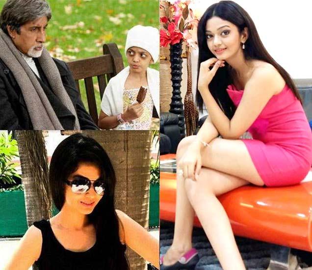 'चीनी कम' चित्रपटातील चाइल्ड आर्टिस्टची भूमिका करणारी स्वीनी खरा आता मोठी झाली आहे. - Divya Marathi